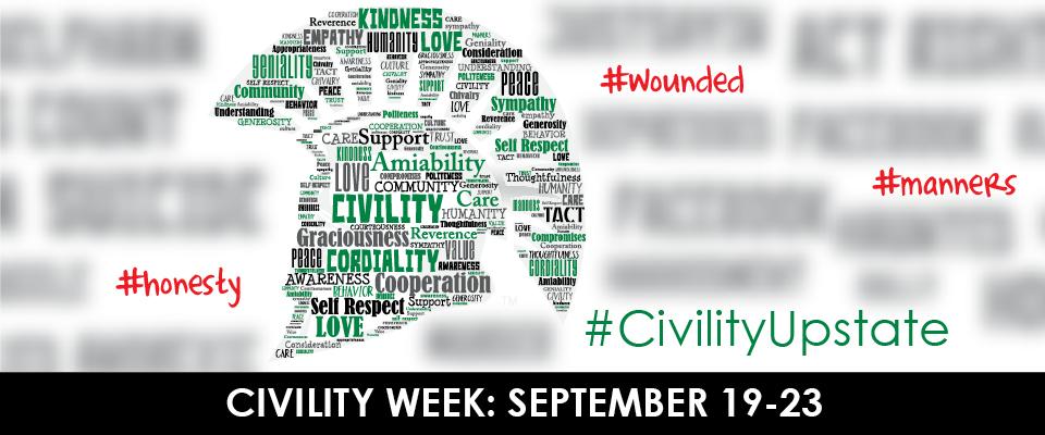 3. Civility Upstate