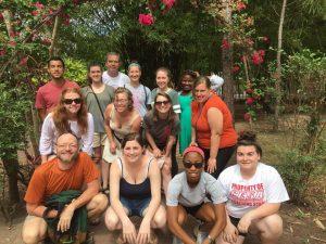 OSLCE Group-Nicaragua 2016